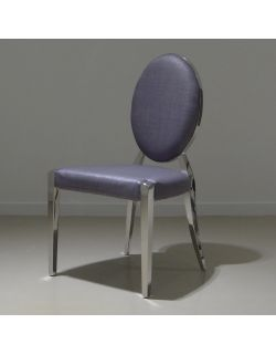 Chaise médaillon