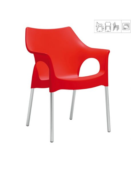 Chaise de Jardin OLA 2122