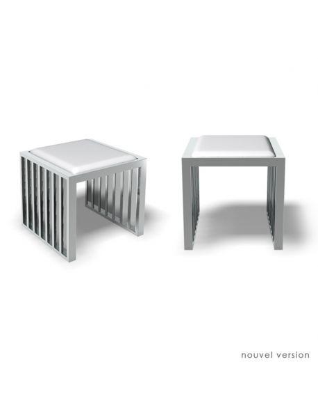 Tabouret Cube CARPHATOS