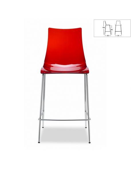 Chaise de Bar ZEBRA 2545 140
