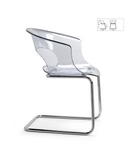 Chaise Design MISS 2689 100