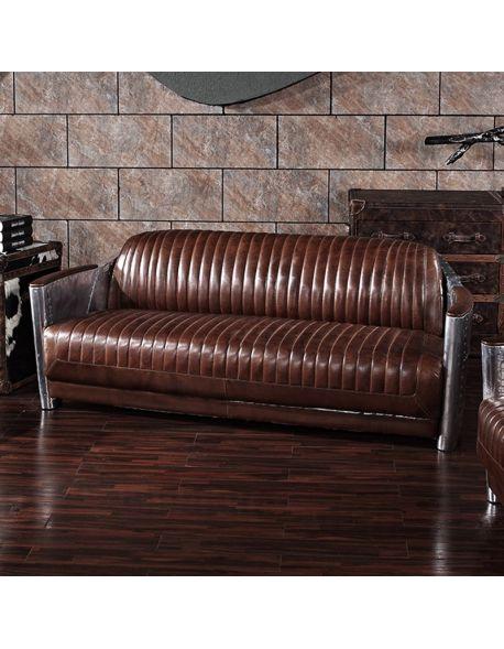 Canapé Vintage 3 places K601 3S