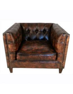 Fauteuil - Tawny