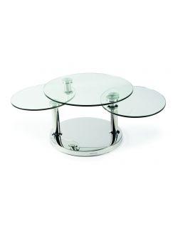 Table Basse Articulée BUSRA INOX