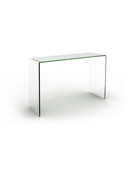 Table Console en Verre BERYL 90