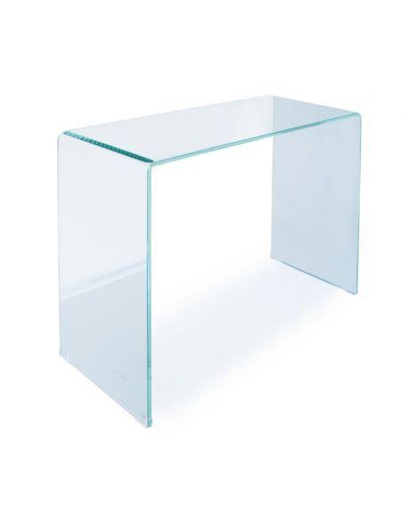 Console Transparente en Verre BERYL EXTRA