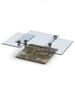 Table Basse Articulée SATRUN