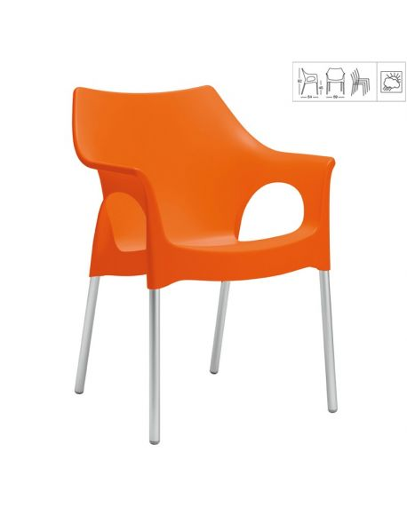 Chaise de Jardin OLA 2117