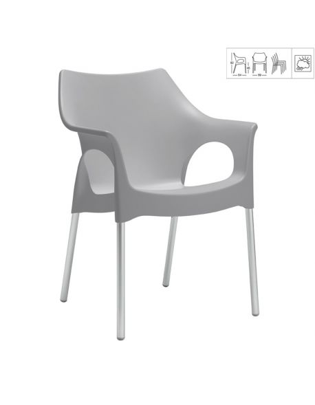 Chaise de Jardin OLA 2121