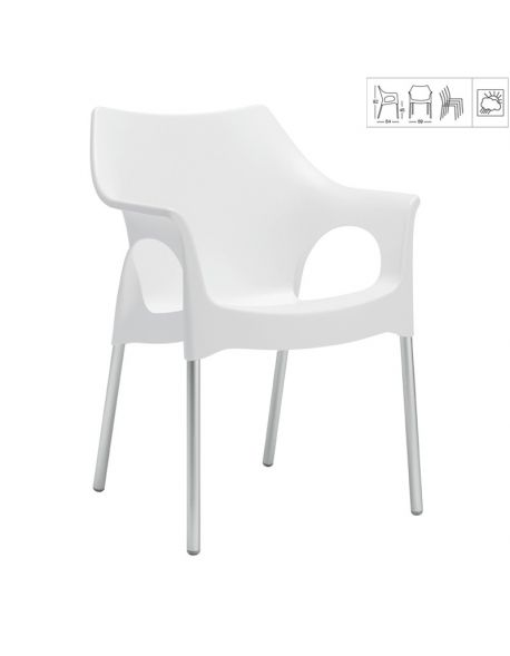 Chaise de Jardin OLA 2116