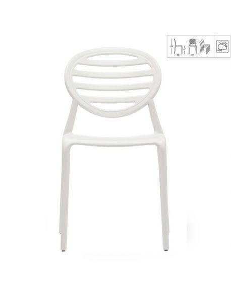 Chaise de Jardin TOP GIO 2317 11