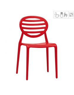 Chaise de Jardin TOP GIO 2317 40